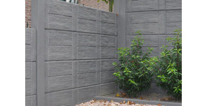 Alle betonschuttingen van Schutting33.nl